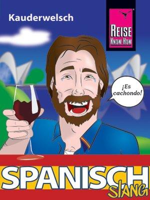 cover image of Spanisch Slang--das andere Spanisch