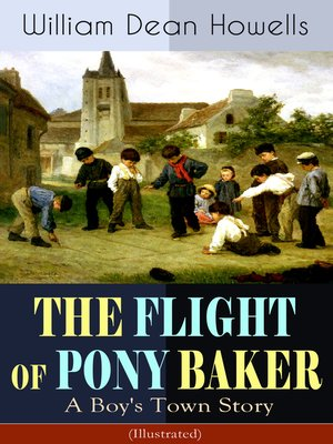 cover image of THE FLIGHT OF PONY BAKER