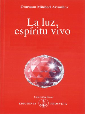 cover image of La Luz, Espíritu vivo
