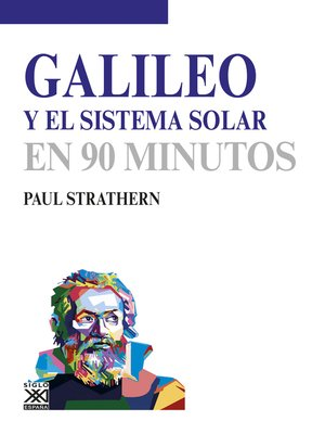 cover image of Galileo y el sistema solar
