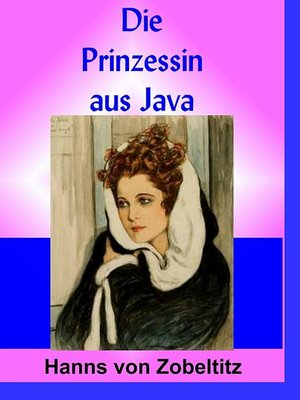 cover image of Die Prinzessin aus Java