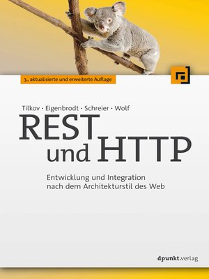 cover image of REST und HTTP