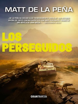cover image of Los perseguidos