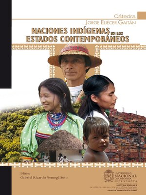 cover image of Naciones indígenas en los Estados contemporáneos