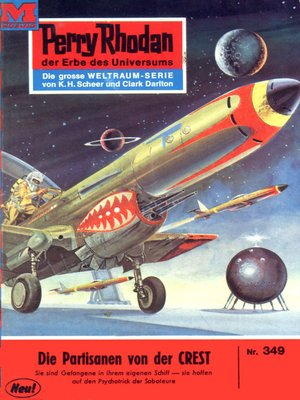 cover image of Perry Rhodan 349