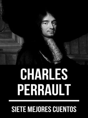 cover image of 7 mejores cuentos de Charles Perrault