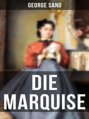 cover image of Die Marquise