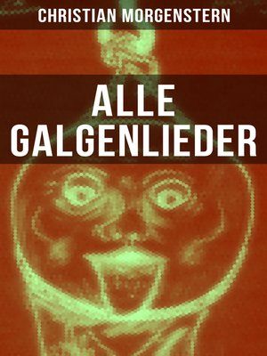cover image of Alle Galgenlieder
