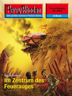 cover image of Perry Rhodan 2563