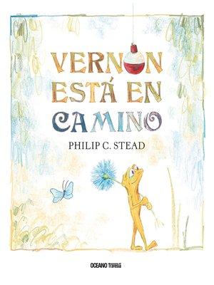 cover image of Vernon está en camino