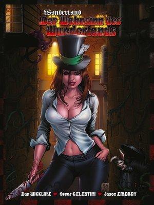 cover image of Wonderland, Band 9--Der Wahnsinn des Wunderlands