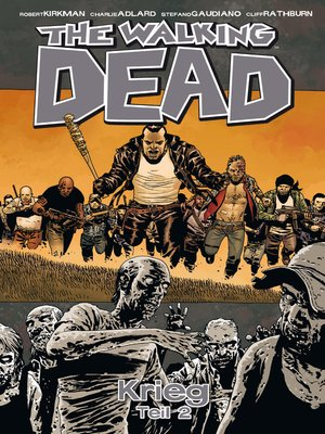 cover image of The Walking Dead 21