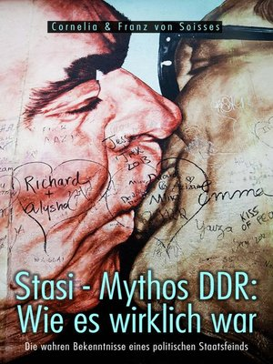 cover image of Stasi--Mythos DDR