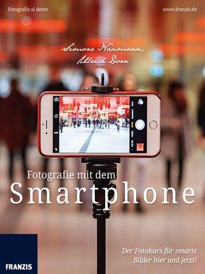 cover image of Fotografie mit dem Smartphone