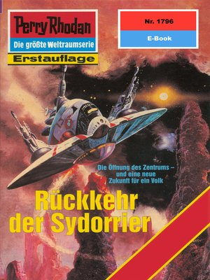 cover image of Perry Rhodan 1796
