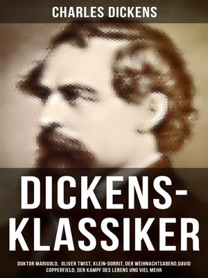 cover image of Dickens-Klassiker
