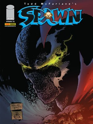 cover image of Spawn, Band 78