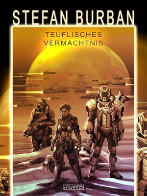 cover image of Das gefallene Imperium 3