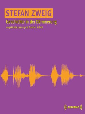 cover image of Geschichte in der Dämmerung