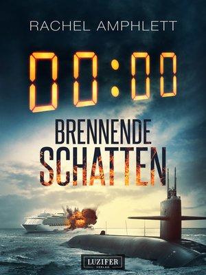 cover image of BRENNENDE SCHATTEN