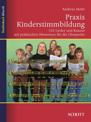 cover image of Praxis Kinderstimmbildung