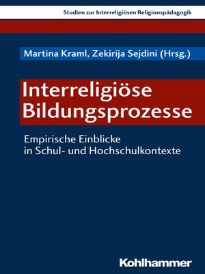 cover image of Interreligiöse Bildungsprozesse