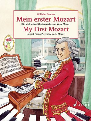 cover image of My First Mozart
