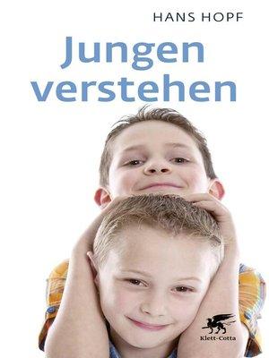cover image of Jungen verstehen