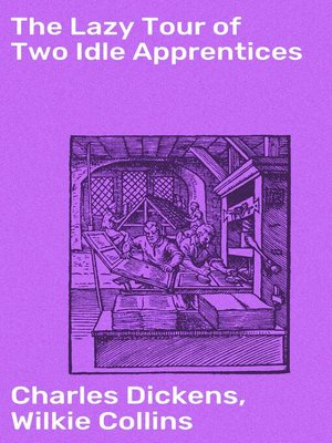 cover image of The Lazy Tour of Two Idle Apprentices