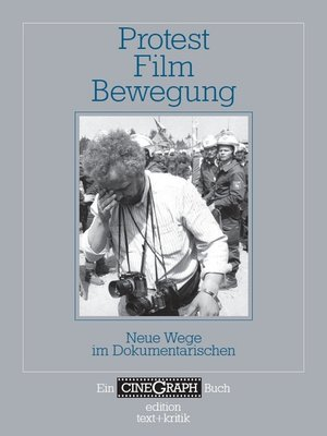 cover image of Ein Cinegraph Buch--Protest--Film--Bewegung