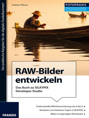 cover image of Foto Praxis RAW-Bilder entwickeln