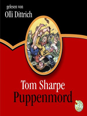 cover image of Puppenmord