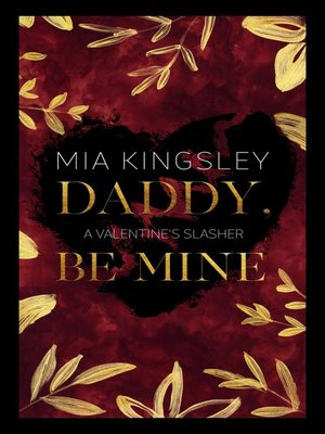 cover image of Daddy, Be Mine