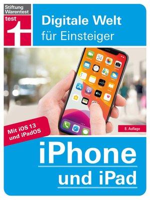 cover image of iPhone und iPad