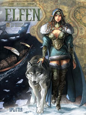cover image of Elfen. Band 7