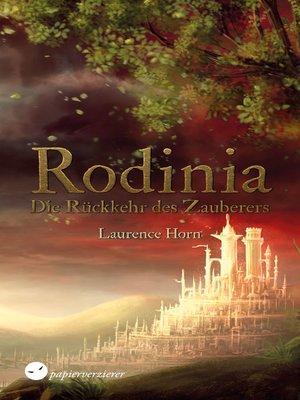 cover image of Die Rückkehr des Zauberers