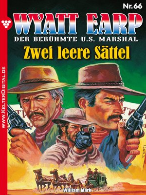 cover image of Wyatt Earp 66 – Western