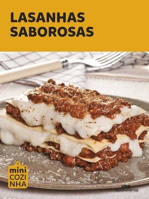 cover image of Lasanhas Saborosas
