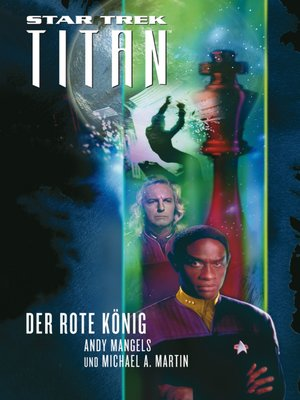 cover image of Star Trek--Titan 2