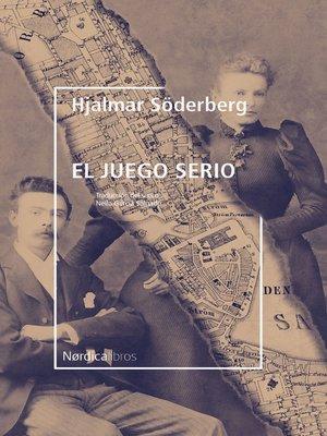 cover image of El juego serio