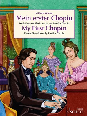 cover image of My First Chopin