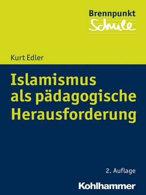 cover image of Islamismus als pädagogische Herausforderung