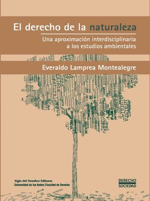 cover image of El derecho de la naturaleza