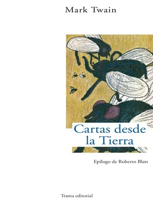 cover image of Cartas desde la Tierra