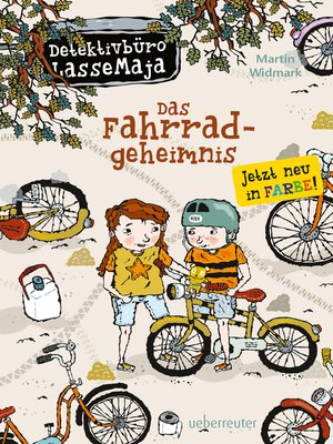 cover image of Detektivbüro LasseMaja--Das Fahrradgeheimnis (Bd. 22)