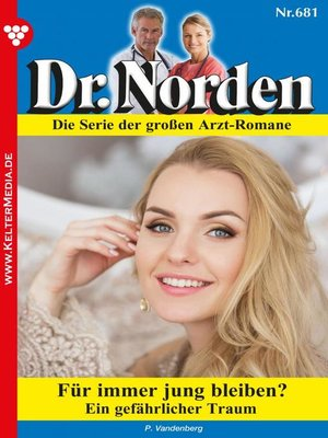 cover image of Dr. Norden 681 – Arztroman