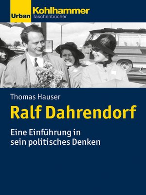 cover image of Ralf Dahrendorf
