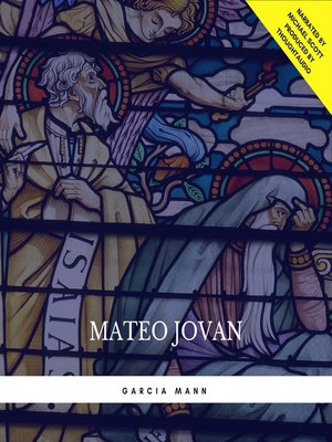 cover image of Mateo Jovan
