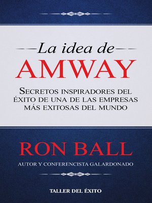 cover image of La idea de Amway