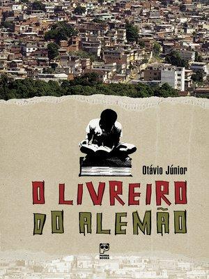 cover image of O livreiro do alemão